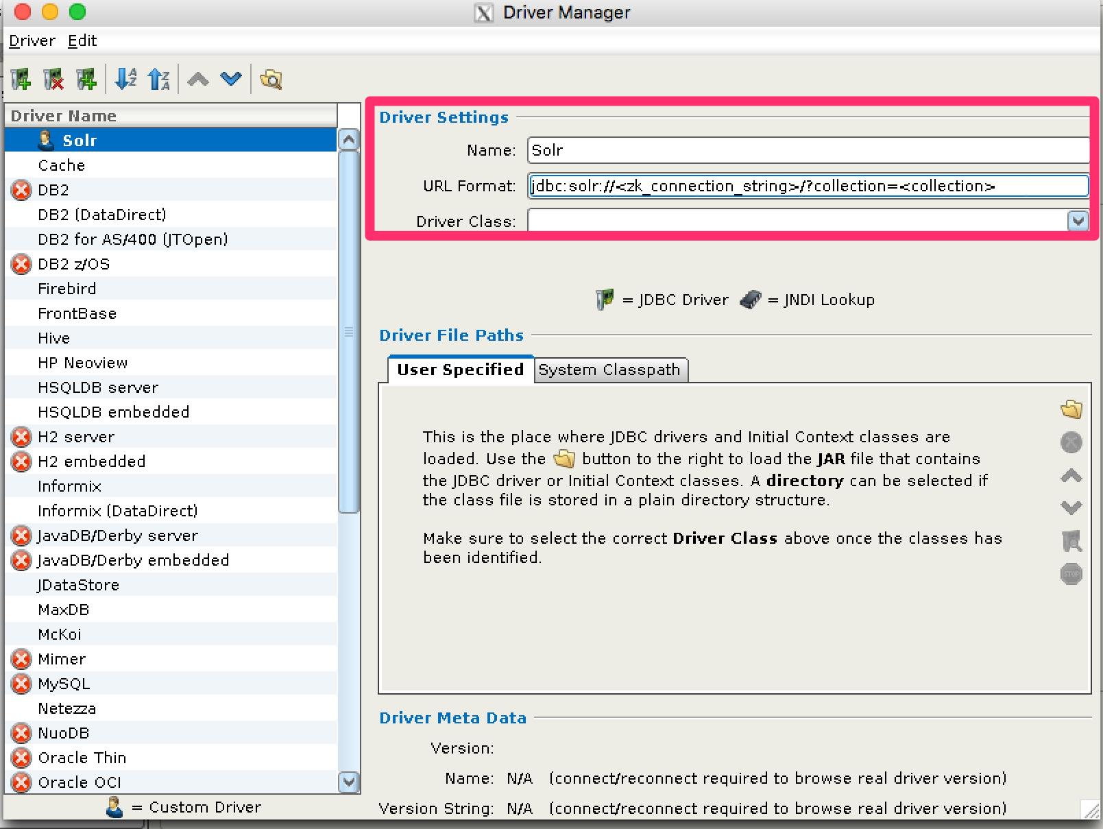 DB2 7.2 JDBC TREIBER WINDOWS 7