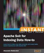 Instant Apache Solr for Indexing Data How-to - cover