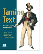 Taming Text cover